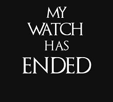 Jon Snow My Watch has ended Unisex T-Shirt