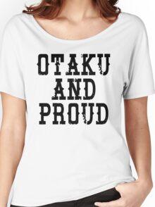 Otaku and Proud Women's Relaxed Fit T-Shirt