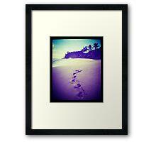 Anse Antedance, Seychelles Framed Print