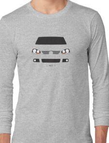 MK5 simple front end design Long Sleeve T-Shirt