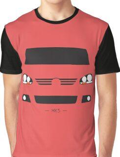 MK5 simple front end design Graphic T-Shirt