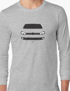 MK6 simple front end design Long Sleeve T-Shirt