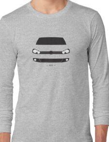 MK6 simple front end design Long Sleeve T-Shirt