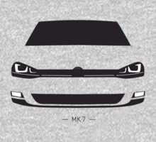 MK7 simple front end design One Piece - Long Sleeve