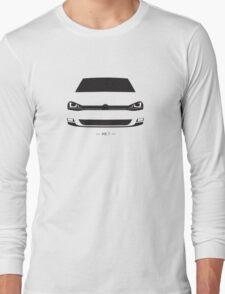 MK7 simple front end design Long Sleeve T-Shirt
