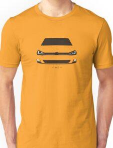 MK7 simple front end design Unisex T-Shirt
