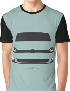 MK7 simple front end design Graphic T-Shirt