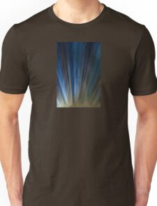 Grungy retro urban lines. Unisex T-Shirt