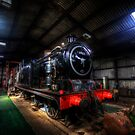 Locomotive 69621 by Nigel Bangert