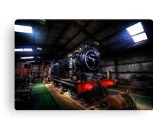 Locomotive 69621 Canvas Print