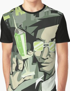 Herbert West Re-Animator Graphic T-Shirt