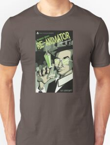 Herbert West Re-Animator Unisex T-Shirt