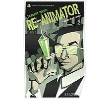 Herbert West Re-Animator Poster