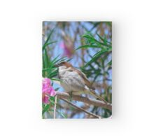 Hello Spring! Hardcover Journal