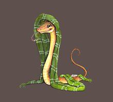 Snake House Mascot Unisex T-Shirt