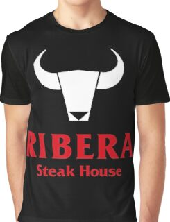 Ribera Steak House Graphic T-Shirt