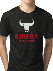 Ribera Steak House Tri-blend T-Shirt