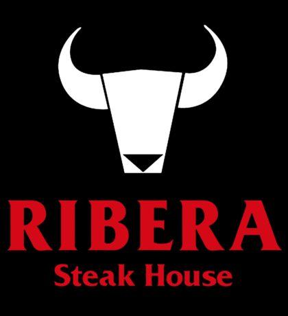 Ribera Steak House Sticker