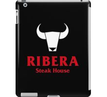 Ribera Steak House iPad Case/Skin