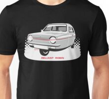 Reliant Regal 3/30 saloon Unisex T-Shirt