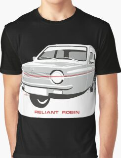 Reliant Regal 3/30 saloon Graphic T-Shirt