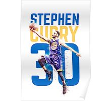Curry 30 Poster