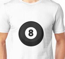 Cool 8 Ball Unisex T-Shirt