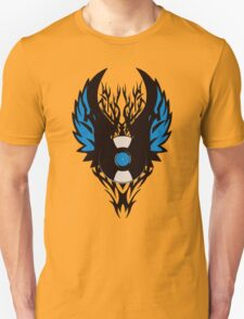 Vinyl Record Tribal Wings Unisex T-Shirt