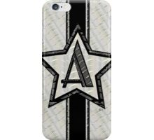 STAR of the SHOW art deco style letter A iPhone Case/Skin