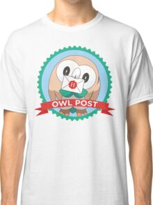Rowlet Post Classic T-Shirt