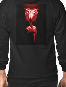 Back In The Red Spotlight Zipped Hoodie