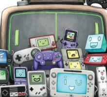 videogames console arcade consolas videoconsolas Sticker