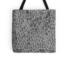Scale seamless pattern Tote Bag
