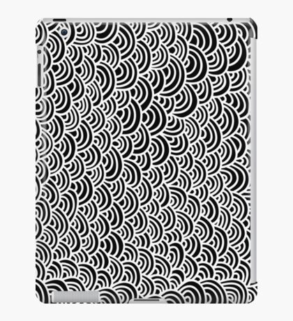 Scale seamless pattern iPad Case/Skin