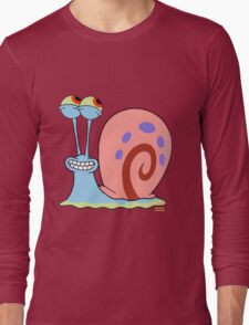 Gary smile Long Sleeve T-Shirt