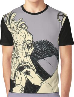 The Mugwump (Naked Lunch) Graphic T-Shirt
