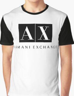 Armani Exchange - New Graphic T-Shirt