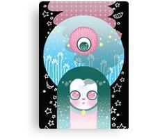 Lolita Esper Canvas Print