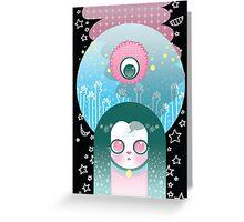Lolita Esper Greeting Card