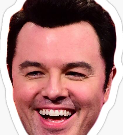 Seth MacFarlane Sticker