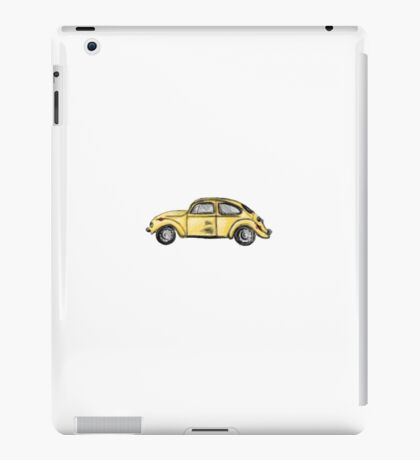 Emma's beetle car (Once Upon A Time) iPad Case/Skin