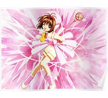 Sakura Cadcaptor Poster