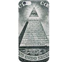 Great Seal - US Dollar iPhone Case/Skin
