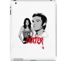 DEXTER series   iPad Case/Skin