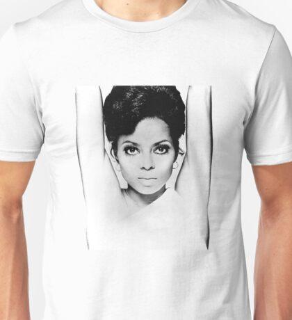 DIANA ROSS FACE GRAPH Unisex T-Shirt