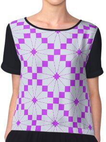 Knittimg pattern Chiffon Top