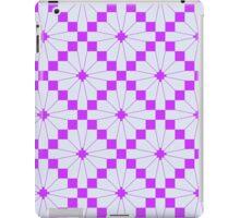Knittimg pattern iPad Case/Skin