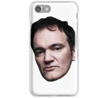 Quentin Tarantino iPhone Case/Skin