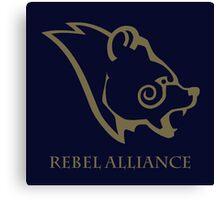 Windhelm - Rebel Alliance Canvas Print