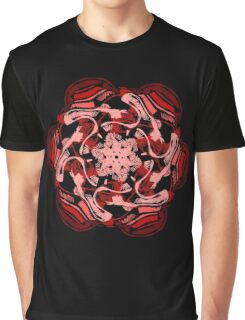 Abstract Drawing Graphic T-Shirt